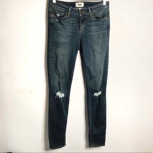 Paige | Verdugo Ultra Skinny Denim Jeans 28